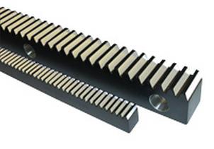 小原歯車工業 KHK SRGCPF15-500 ラックギヤ CP歯研ラック ラック 焼入れ SRGCPF型 端面加工タイプ ピッチ15mm