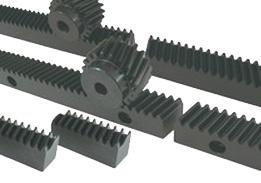 小原歯車工業 KHK SRHF2-1000R ラック ラックギヤ スチール ラック SRHF型 ヘリカル端面加工タイプ モジュール2