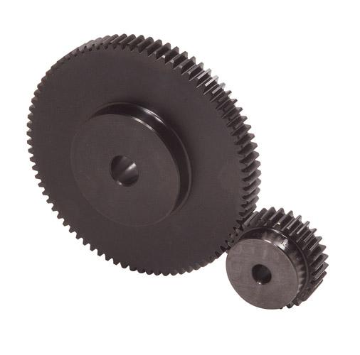 (在庫あり) 小原歯車工業 KHK SS2-100 平歯車 歯車 ピニオンギヤ スチール SS型 モジュール2