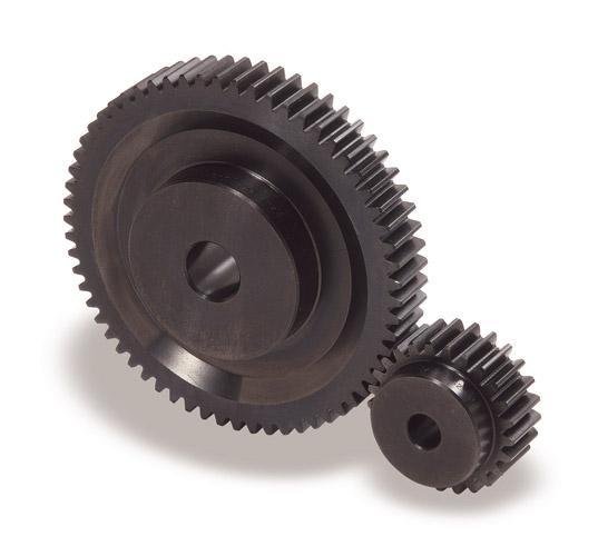 小原歯車工業 KHK SS4-58 平歯車 歯車 ピニオンギヤ スチール SS型 モジュール4