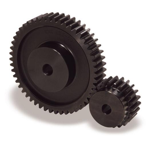 小原歯車工業 KHK SS10-20 平歯車 歯車 ピニオンギヤ スチール SS型 モジュール10