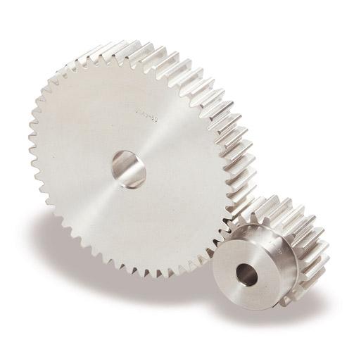 小原歯車工業 KHK SUS2.5-30 平歯車 歯車 ピニオンギヤ ステンレスタイプ SUS型 モジュール2.5