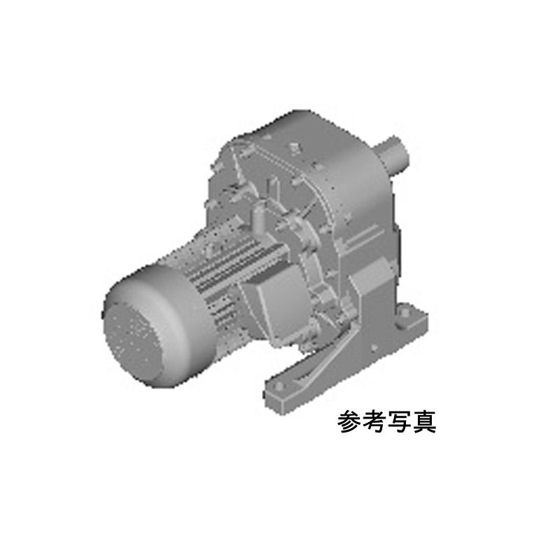 手数料安い ギヤードモータ 11KW GM-LJPBシリーズ:設備プロ王国 店 三菱電機 減速比1/30 三相 (ミツビシ) GM-LJPB-11KW-1/30 200V 平行軸 脚取付 ブレーキ付き-DIY・工具