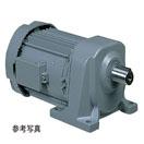 日立産機システム(ヒタチ) ギヤードモーター CA24-020-100 三相200V 0.2kW 減速比1/100 脚取付 ブレーキ無し 平行軸 CAシリーズ
