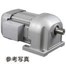 三菱電機 (ミツビシ) ギヤードモータ GM-SSB-0.1KW-1/100 単相 100V 0.1KW 減速比1/100 脚取付 ブレーキ無し 平行軸 GM-SSBシリーズ