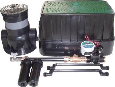 C10SK600TR グローベン 自動散水スプリンクラーセット