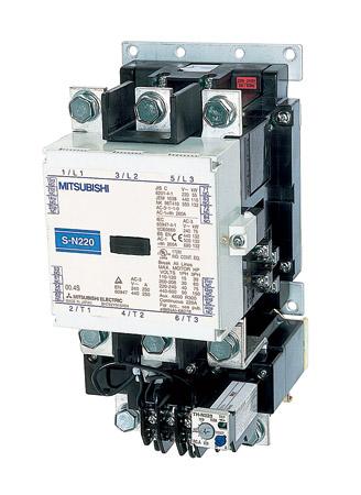 三菱電機 電磁開閉器 MS-N非可逆形 MSO-N300-75KW-200V-AC200V