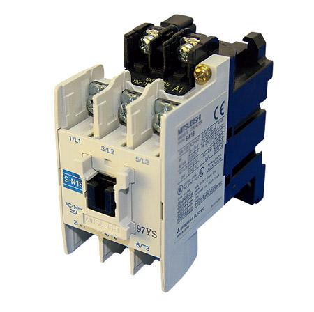 三菱電機 電磁接触器 MS-N非可逆形 S-N180-AC200V