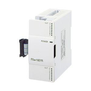 (在庫あり)三菱電機(ミツビシ) シーケンサ FX2N-16EYR MELSEC-F周辺機器 入出力増設 出力増設ブロック