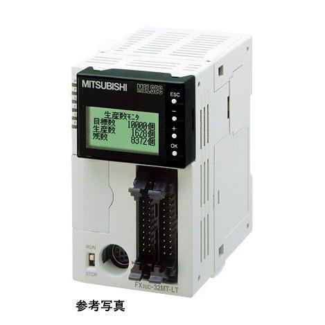 三菱電機(ミツビシ) シーケンサ FX3UC-32MT/D MELSEC-F FX3UC基本ユニット DC電源 DC入力 FX3シリーズ