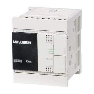 三菱電機(ミツビシ) シーケンサ FX3S-20MT/ES MELSEC-F FX3S基本ユニット AC電源 DC入力 FX3シリーズ