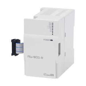 三菱電機(ミツビシ) シーケンサ FX3U-16CCL-M MELSEC-F周辺機器 特殊ユニット CC-Linkシステムマスタブロック