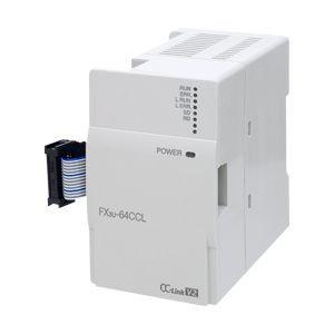 三菱電機(ミツビシ) シーケンサ FX3U-64CCL MELSEC-F周辺機器 特殊ユニット CC-Linkシステムインタフェースブロック