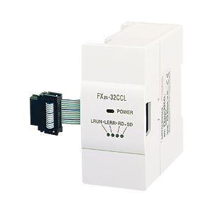 三菱電機(ミツビシ) シーケンサ FX2N-32CCL MELSEC-F周辺機器 特殊ユニット CC-Linkシステムインタフェースブロック(リモートデバイス局)