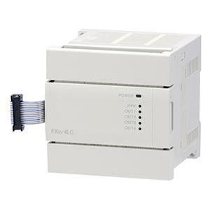 三菱電機(ミツビシ) シーケンサ FX3U-4LC MELSEC-F周辺機器 特殊ユニット 温度調節ブロック