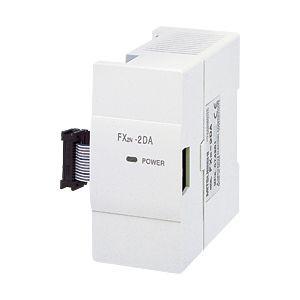 三菱電機(ミツビシ) シーケンサ FX2N-2DA MELSEC-F周辺機器 特殊ユニット アナログ出力ブロック