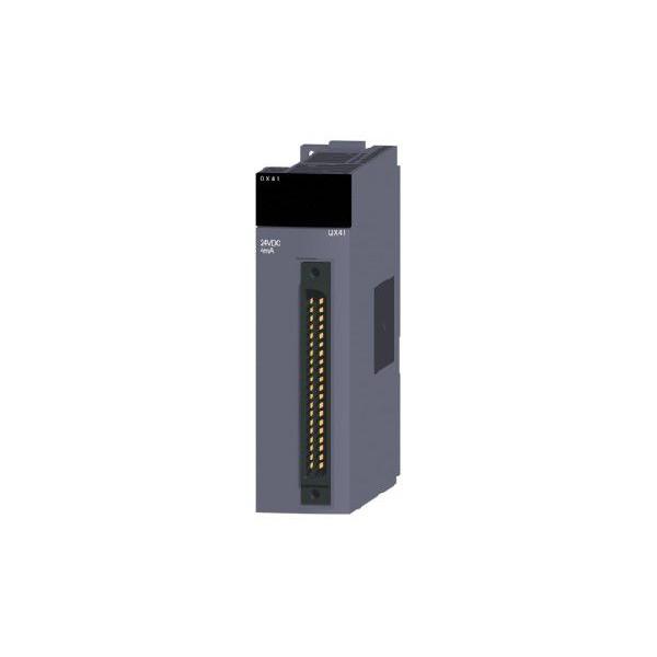 (在庫あり)三菱電機(ミツビシ) シーケンサ QX41 MELSEC-Q 入出力ユニット DC入力ユニット(プラスコモンタイプ)
