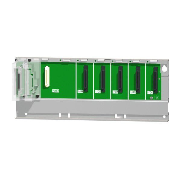 (在庫あり) 三菱電機(ミツビシ) シーケンサ Q65B MELSEC-Q ベースユニット 増設ベース(電源ユニット装着タイプ)
