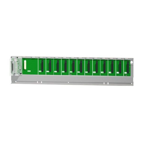 (在庫あり)三菱電機(ミツビシ) シーケンサ Q612B MELSEC-Q ベースユニット 増設ベース(電源ユニット装着タイプ)