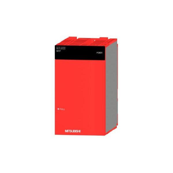 三菱電機(ミツビシ) シーケンサ Q64PN MELSEC-Q 電源ユニット 大容量タイプ AC入力