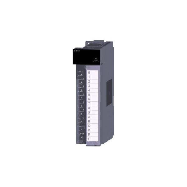 三菱電機(ミツビシ) シーケンサ QX50 MELSEC-Q 入出力ユニット DC(プラスコモン/マイナスコモン共用タイプ)/AC入力ユニット