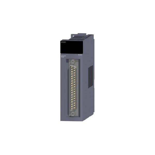 三菱電機(ミツビシ) シーケンサ QX81 MELSEC-Q 入出力ユニット DC入力ユニット(マイナスコモンタイプ)