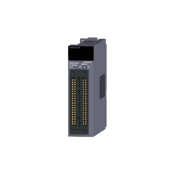 三菱電機(ミツビシ) シーケンサ QX41Y41P MELSEC-Q 入出力ユニット DC入力/トランジスタ出力複合ユニット
