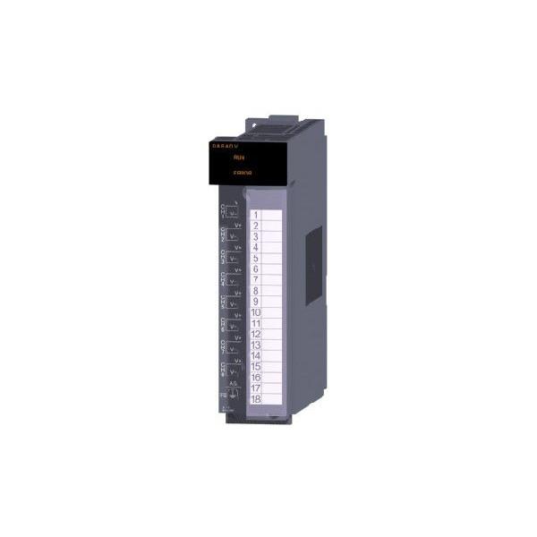 三菱電機(ミツビシ) シーケンサ Q68ADI MELSEC-Q アナログ入出力ユニット アナログ - デジタル変換ユニット