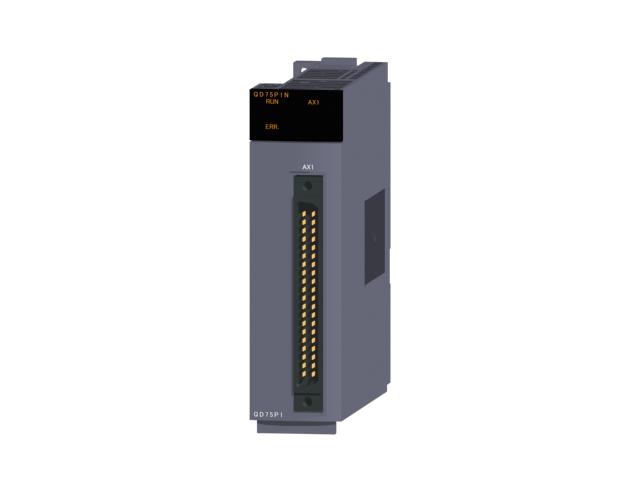 (在庫あり)三菱電機(ミツビシ) シーケンサ QD75P4N MELSEC-Q 位置決めユニット(オープンコレクタ出力タイプ)