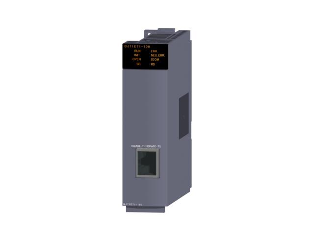 流行 (在庫あり) 三菱電機(ミツビシ) シーケンサ QJ71E71-100 QJ71E71-100 シーケンサ MELSEC-Q MELSEC-Q Ethernetインタフェースユニット, 銀座千疋屋:5a2d46c8 --- svatebnidodavatel.cz
