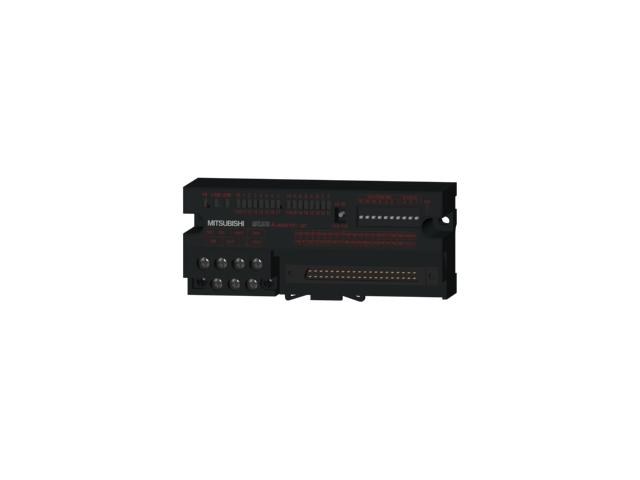 三菱電機(ミツビシ) シーケンサ AJ65SBTB1-16T MELSEC-F周辺機器 CC-Link小形タイプリモートI/Oユニット(トランジスタ出力,端子台)