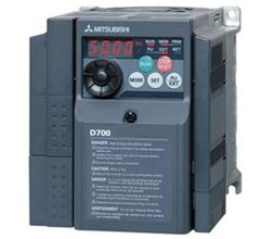 三菱電機 インバータ FR-D740-1.5K D700シリーズ 三相400V 1.5kW (三相モーター制御用) インバーター