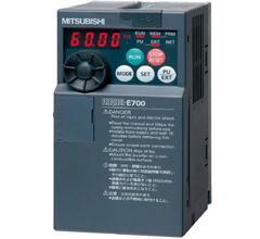 三菱電機 インバータ FR-E740-5.5K E700シリーズ 三相400V 5.5kW (三相モーター制御用) インバーター