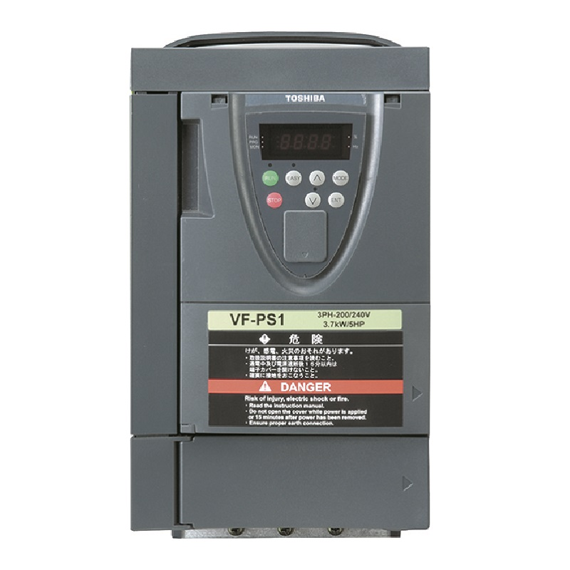 東芝 インバータ VFPS1-2150PM (三相モーター制御用) VF-PS1シリーズ 三相 200V 15kW ファン・ポンプ用インバーター 省エネ