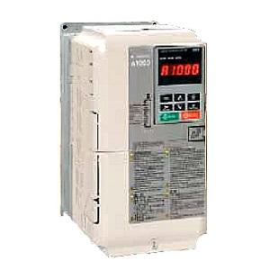 安川電機 インバータ CIMR-AA2A0004FAA (三相モーター制御用) A1000シリーズ 三相 200V 0.4kW 超効率運転インバーター 保護構造 NEMA type1