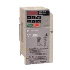 安川電機 インバータ CIMR-VA2A0069FAA (三相モーター制御用) V1000シリーズ 三相 200V 電流ベクトル制御インバーター 保護構造 NEMA type1