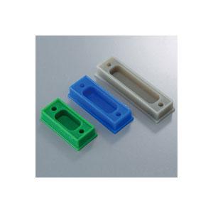 塗装用マスキング キャップK コネクター用 (200個入) HLKS25-B シリコン 岩田製作所 グレー