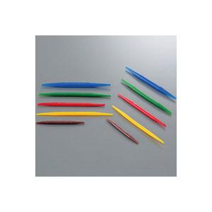 塗装用マスキング 円錐プラグH (1000個入) HBHS20-2-B シリコン 岩田製作所 黄