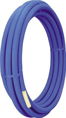 HC-20HON5B-20M MAKI TBC 保温付架橋ポリエチレン管ブルー20mm×20M