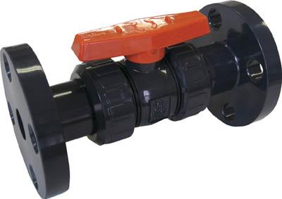 BV50FX エスロン ボールバルブ F式 本体PVC OリングEPDM 50