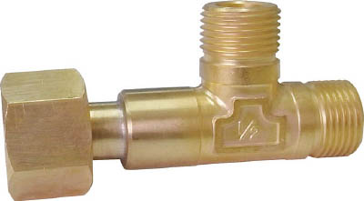 TB230 ヤマト 高圧継手(チーズ) TB230