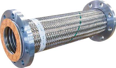 TF-23100-500 トーフレ フランジ無溶接型フレキ 10K SS400 100AX500L