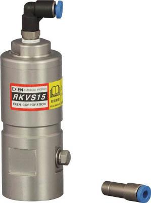 RKVS15 エクセン 超小型ステンレスノッカー RKVS15