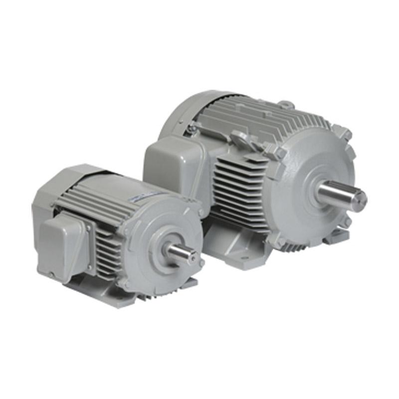 日立(ヒタチ) 三相モータ TFO-LK-0.75kW-4P-HBA-AC200V全閉外扇 屋内仕様 脚取付 ブレーキ付 ザ・モートルNeo100 Premium
