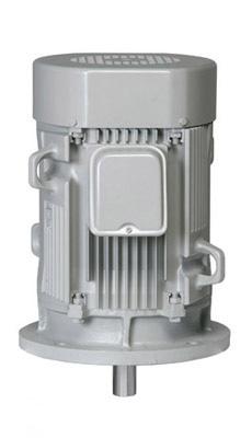 日立(ヒタチ) 三相モータ VTFO-LK-0.75kW-4P-HBA-AC200V全閉外扇 屋内仕様 立形フランジ取付 ブレーキ付 ザ・モートルNeo100 Premium