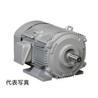 (在庫あり) 日立(ヒタチ) 三相モータ 7.5KW-TFO-FKK-4P-400V 全閉外扇 屋内仕様 IE1タイプ