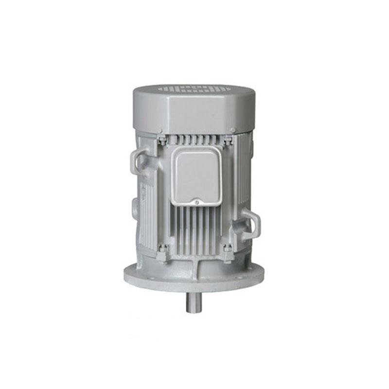 日立(ヒタチ) 三相モータ VTFO-LK-1.5kW-4P-AC400V全閉外扇 屋内仕様 立形フランジ取付 ブレーキ無し ザ・モートルNeo100 Premium