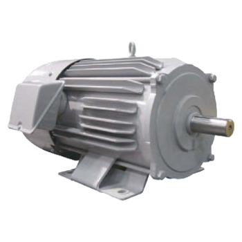 三菱電機(ミツビシ)三相モータ SF-PRB-1.5kW-6P-TB AC200V全閉外扇 屋内仕様 脚取付 ブレーキ付