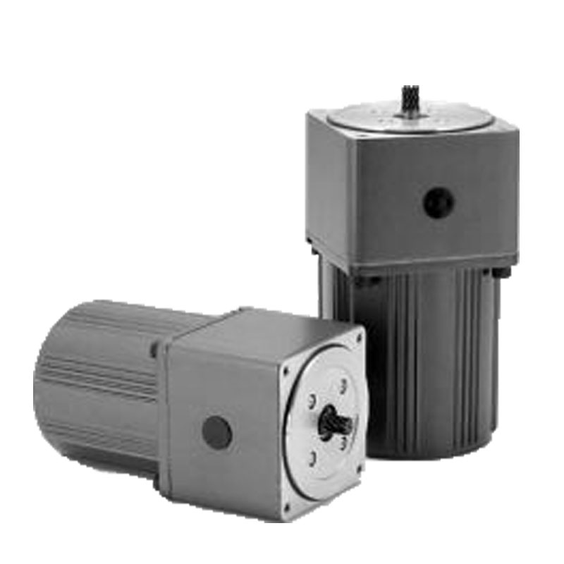 パナソニック(Panasonic) 小形ギヤードモータ M91Z90HV4L C&Bモータ 可変速インダクションモータ リード線タイプ 90角 歯切軸モータ 100V 90W