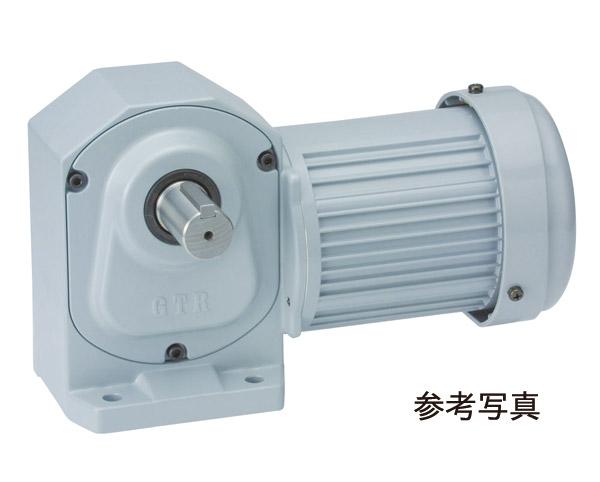 H2LB-40L-1200-200 ニッセイ 直交軸 標準タイプ 脚取付 ブレーキ付 単相 200W 左軸(L)